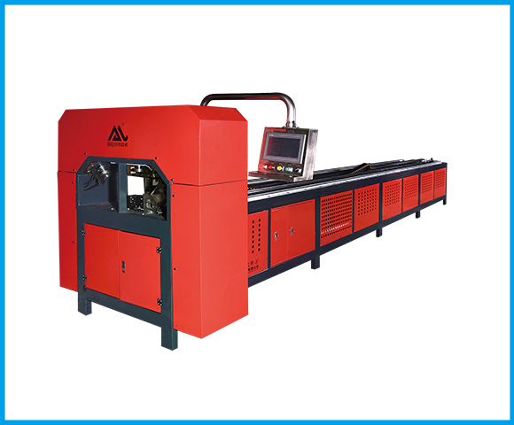 Fully automatic multi-hole punching and cutting machine