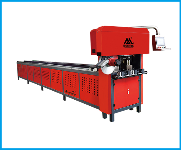 Fully automatic CNC punching and cutting machine